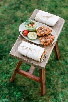 Unter der Woche ein Wochenend-Gefühl haben + Tortilla Wraps