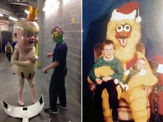 What-were-they-thinking mascots...