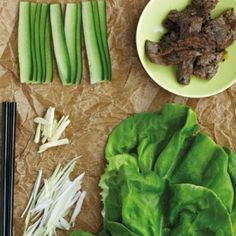 James Duigan: Ultimate Clean & Lean Lettuce Wrap