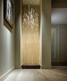 """""""Wheat Installation"""" by J.P. Canlis. Hand Blown Glass.  Photo: Aaron Leitz . . . #canlisglass #glass #art #glasswheat #wheat #sculpture #artglass #nature #installation"""