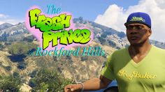 GTA V Meets The Fresh Prince Of Bel-Air