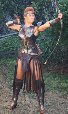 Wonder Woman= Amazons of all kinds Greek Warrior, Viking Warrior, Warrior Girl, Warrior Women, Warrior Princess Costume, Female Warrior Costume, Amazon Warrior Costume, Amazons Women Warriors, Female Warriors