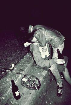 Drunken Nights! <3