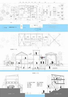 受賞作品 - 木の家設計グランプリ Co Housing, Presentation Skills, Floor Plans, Plate, House Design, Japanese Architecture, Dishes, Plates, Architecture Design