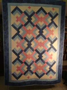 Eleanor Burns Quilt In A Day Quot Lovers Knot Quot My Own Quilts