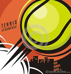 Abstract Tennis Poster Stock Photos, Images, & Pictures – (213 Images)