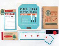 Recipe to Beat Procrastination