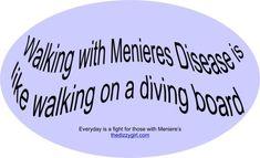 Thedizzygirl.com | Menieres Disease Support