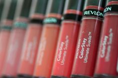 Revlon ColorStay Ultimate Suede Lipsticks - Full review and swatches (lips & arm) on The Plastic Diaries Beauty Blog
