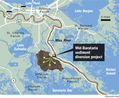 Wanted: Designs for transformational sediment diversion project for Mississippi River in Louisiana   Environment   theadvocate.com