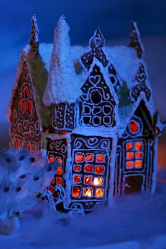 This story was written by member FinnLover and comes from the Savory Sights group in the YumSugar Community.My husband and I visited Bergen's annual gingerbread city yesterday.  Every year during Christmas time, children, adults, and local businesses