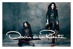 Oscar de la Renta Gets Glam for [] Fall 2013 Campaign [] by NormanJeanRoy