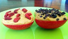 Raw Vegan: Apple Cupcakes