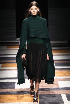 Salvatore Ferragamo Fall 2015 Ready-to-Wear Fashion Show - Julia Bergshoeff–