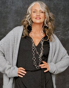 This Cindy -- a model and make-up artist -- has the real scoop on how to apply make-up after 50. Her seven tips on how to apply make-up offers great advice for Women Of A Certain Age who want to look  naturally gorgeous - not like they're trying too hard.