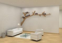 tree bookcase plans, super weird paragraphs on this site, but the tree bookcase is awesome
