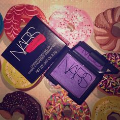 """Nars LE Eyeshadow Brand new in box Nars LE Guy Bourdin eyeshadow in the color """"Rage"""". Never used. NARS Makeup Eyeshadow"""