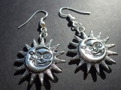 Sun and Moon Summer Jewelry Accessories Sterling by CassieVision