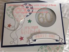 I share all my Stampin' Up! paper crafting projects here. They being Rubber Stamping, Scrap Book layouts, card making and much more.