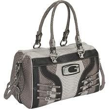 guess handbag - For more information on this or other products join us on Facebook at Promenade Shops At Orchard Valley or on our website at www.thepromenadeshopsatorchardvalley.com