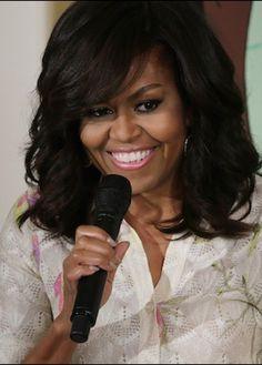#FirstLady #FLOTUS Of The United States Of America #MichelleObama