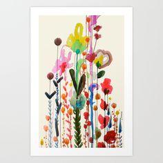 viva+Art+Print+by+Sylvie+Demers+-+$20.00
