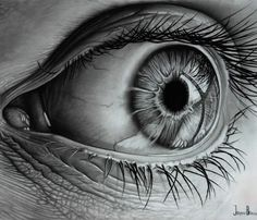 creepy eyes drawing - Buscar con Google