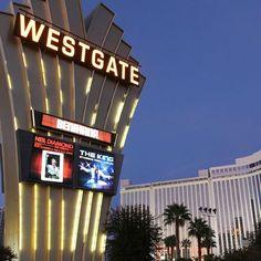 Roll the dice at Westgate Las Vegas Resort & Casino!