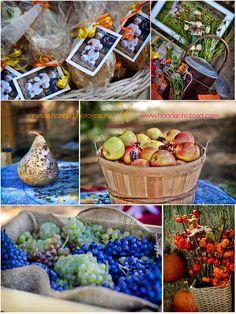 Temecula Valley Photographer - Fall harvest photos