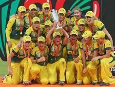 World T20 Champions 2014.