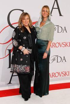 Lorraine Schwartz and Ofira Sandberg