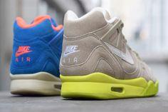 NIKE AIR TECH CHALLENGE II (SUEDE PACK) | Sneaker Freaker
