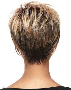 Frisuren kurzhaar hinterkopf (Chocolate Hair Diy)