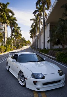 Toyota Supra From Japan