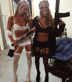 purge... halloween costumes
