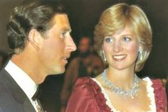 March 4, 1982: Prince Charles & Princess Diana attend a gala performance on second night of celebrations for the opening of the Barbican Arts Centre.
