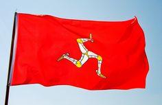 Bandeira da Illa de Man