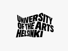 University of the Arts Helsinki - Bond