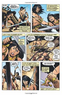 The Chronicles of Conan, Vol. 9: Riders of the River-Dragons and Other Stories (v. 9): Roy Thomas, John Buscema, Val Mayerik: 9781593073947: Amazon.com: Books