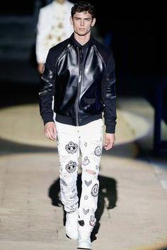 Philipp Plein Spring 2015 Menswear