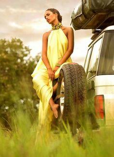 Model:Rita Pereira / Dress:Micaela Oliveira Stunning Dresses, Dress To Impress, One Shoulder, African, Formal Dresses, My Style, Actresses, Website, Sexy