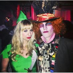 Bastian Schweinsteiger. His Mad Hatter is even looked crazier than Johny Depp's