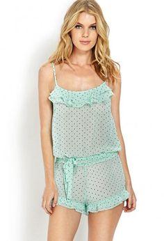 Chic Spring Pajamas | theglitterguide.com