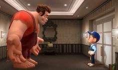 'Wreck-It Ralph,' With John C. Reilly and Sarah Silverman - NYTimes.com