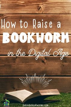 Want to know how to raise a bookworm in the digital age? Find out the 3 easy steps you can take to get kids interested in reading! #reading #parenting #education Parenting Articles, Parenting Humor, Parenting Hacks, Practical Parenting, How To Read More, Learn To Read, Reading Tips, I Love Reading, Screen Time For Kids