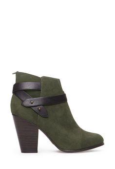 Stiefeletten aus Wildlederimitat - Damen Schuhe und Stiefel | online shoppen | Forever 21 - 2000056654 - Forever 21 EU