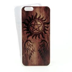Supernatural Inspired Phone Cases - Angels and Demons