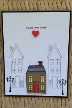 Happy Birthday Games, Nerd Birthday, Happy Birthday Greeting Card, Birthday Cards, New Home Greetings, Happy New Home, House Of Cards, Birthday Photos, Kraft Envelopes