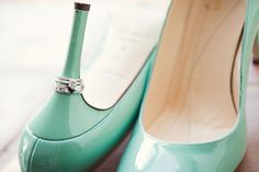 Creative Wedding Photos - Wedding Ring Photos | Wedding Planning, Ideas & Etiquette | Bridal Guide Magazine