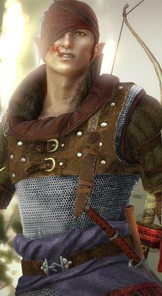 Iorveth: Beginning by Rinarvell on DeviantArt